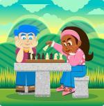 Táctica en las aperturas de ajedrez de los niños