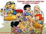 Promoción Capakhine para que los niños aprendan ajedrez este verano